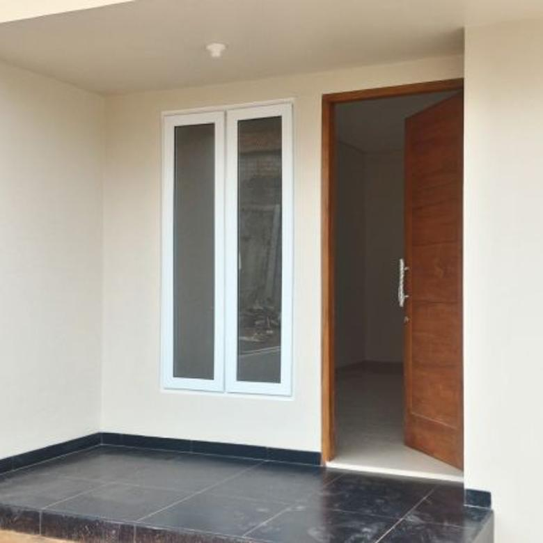 rumah murah brand new lingkungan asri ditanah baru depok
