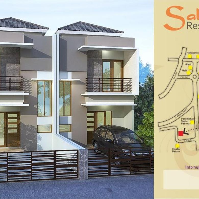 Dijual Rumah Baru 2 Lantai Murah di Jatiasih, Bekasi