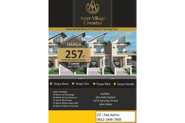 BIG PROMO Rumah Mewah Ciwastra Bandung ALL IN Hanya 267 Juta 21189643