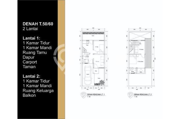 BIG PROMO Rumah Mewah Ciwastra Bandung ALL IN Hanya 267 Juta 21189645