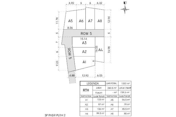 Rp240jt Tanah Dijual