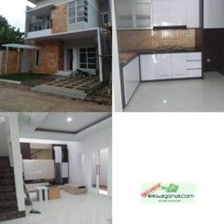 Dijual Rumah mewah di dalam cluster Di condet Jakarta hks5964