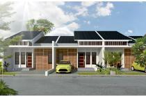 Rumah CLUSTER baru dan terbaik di dekat Serpong