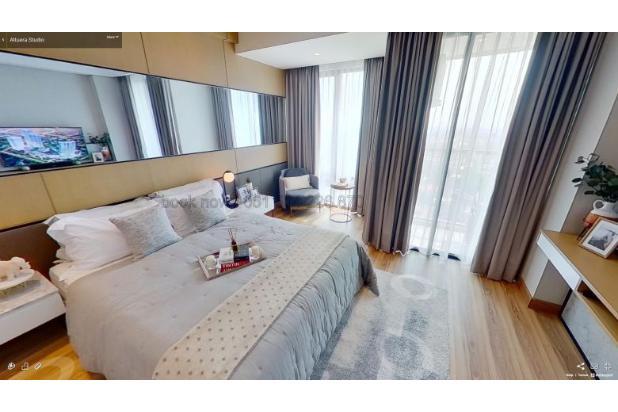 Rp1,17mily Apartemen Dijual
