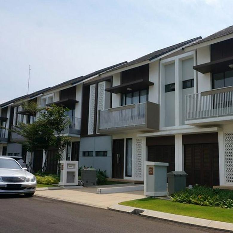 Rumah Summarecon Bandung Siap Pakai Cynthia Lebar 9 (paling lebar dari Cinthia) Kondisi Baru, belum pernah dipakai