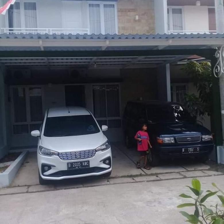 Rumah Cluster Siap Huni dekat Komplek Pelni dan Bukit Cengkeh