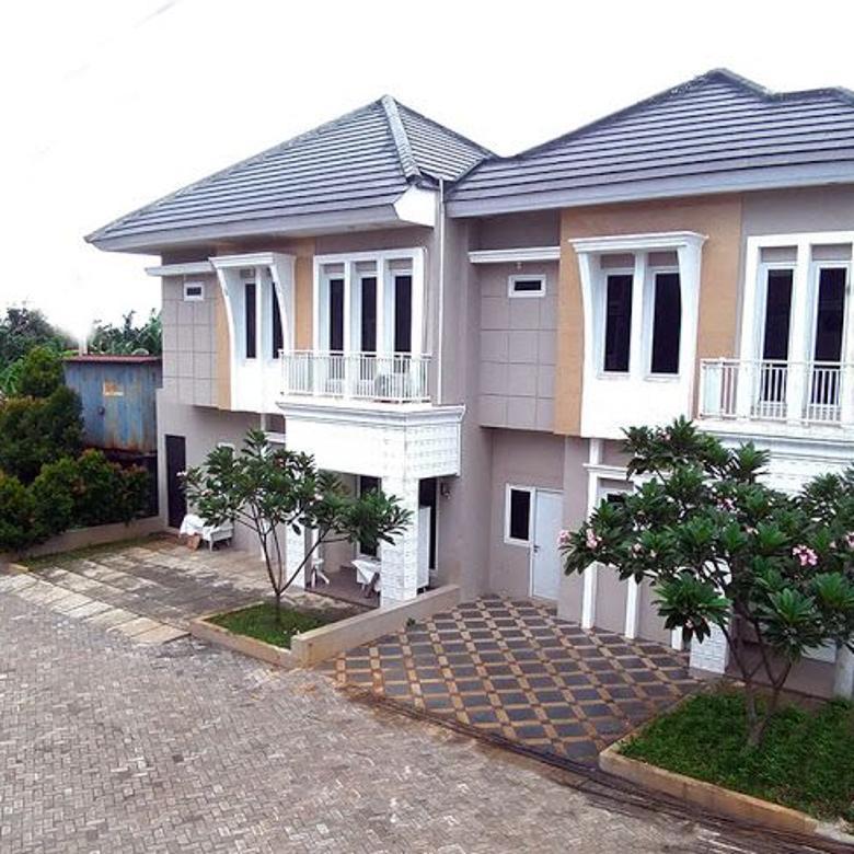 Rumah Minimalis 2 Lantai Luas 100 M  tersisa 1 unit rumah 2 lantai tanah 100m an cuma 5 menit ke tol termurah