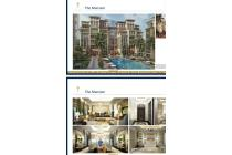 Dijual LUXURY Apartement Le Parc Thamrin Nine Mansion Tower 4+1BR (453 sqm)