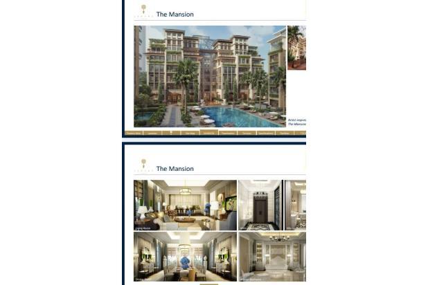 Rp51,2mily Apartemen Dijual