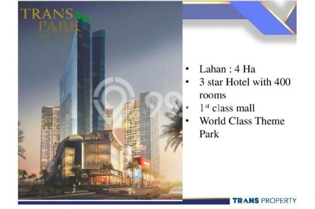 Dijual Apartemen 1BR Nyaman Strategis di Trans Park Cibubur Depok 13024185