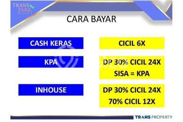 Dijual Apartemen 1BR Nyaman Strategis di Trans Park Cibubur Depok 13024209