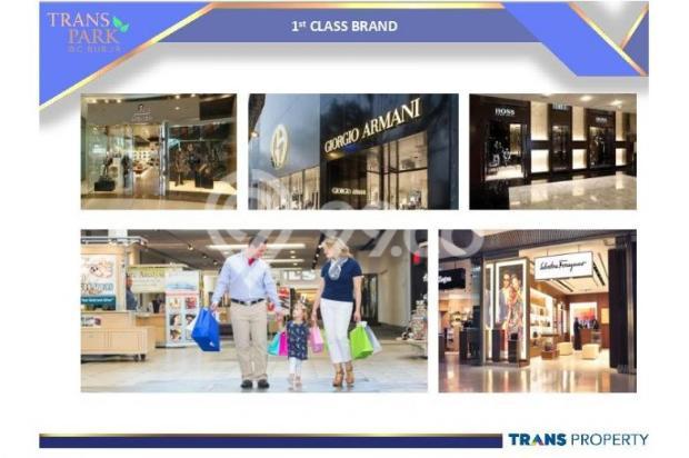Dijual Apartemen 1BR Nyaman Strategis di Trans Park Cibubur Depok 13024220
