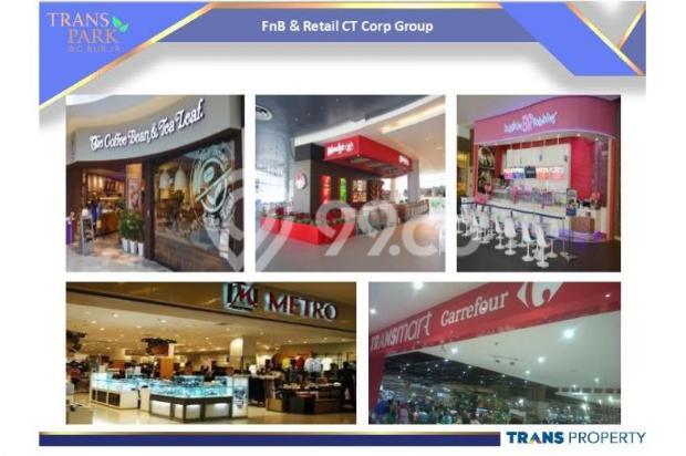 Dijual Apartemen 1BR Nyaman Strategis di Trans Park Cibubur Depok 13024225