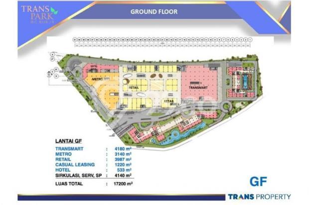 Dijual Apartemen 1BR Nyaman Strategis di Trans Park Cibubur Depok 13024224