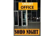 apartemen brooklyn alam sutera dekat bsd serpong 2lantai SOHO bisa office