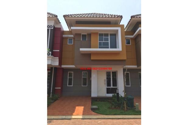 Jual Rugi Rumah Baru di Malibu Village Tangerang 13244483