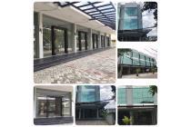 DiJual Ruko baru lokasi sebrang POM Bensin di Jl Raden Saleh, Metro Permata