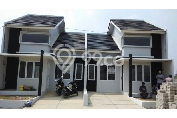 Rumah Oke Harga Cantik di Cluster Jayana Villas 4427808