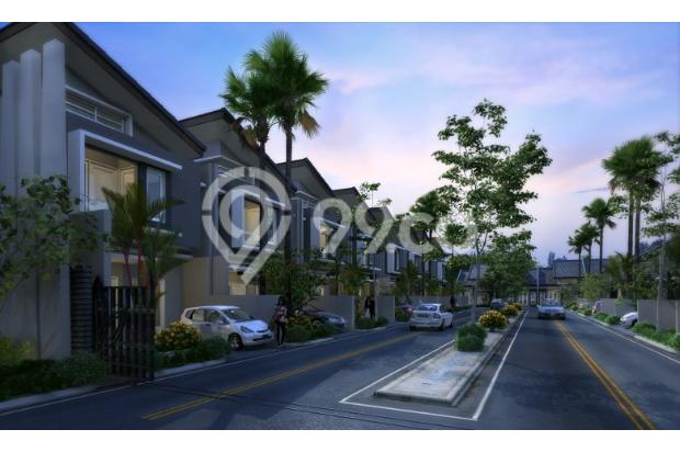 Rumah Oke Harga Cantik di Cluster Jayana Villas 4427857