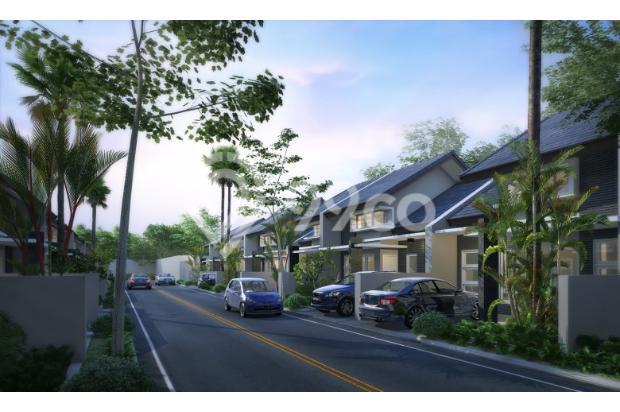 Rumah Oke Harga Cantik di Cluster Jayana Villas 4427867