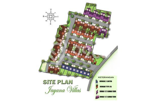 Rumah Oke Harga Cantik di Cluster Jayana Villas 4427903