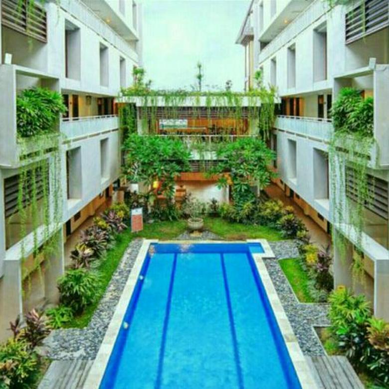 City Hotel (Apartement) di Kawasan Seminyak-Legian Bali
