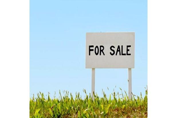 Rp8,4mily Tanah Dijual