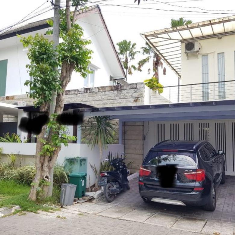 Rumah Mewah Modern Semi Vila di Perumahan One Gate lokasi Kuta