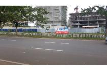 Disewa Kavling Luas Sangat Strategis di Jl. BSD Boulevard Utara Tangerang