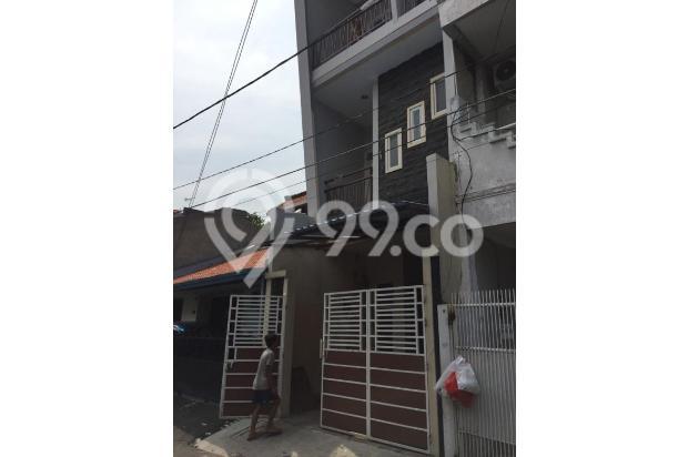 Jual Cepat Rumah Brand New Tanjung Duren 17150465