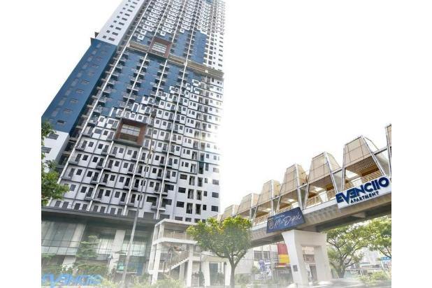 Rp507jt Apartemen Dijual