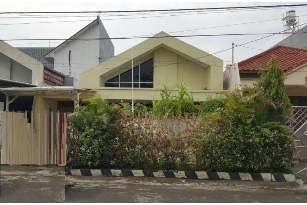 Rumah STRATEGIS SIAP HUNI Row 4 mobil di Kertajaya Indah Timur 16577943