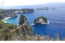 Jual Tanah Clift Front Nusa Penida Bali