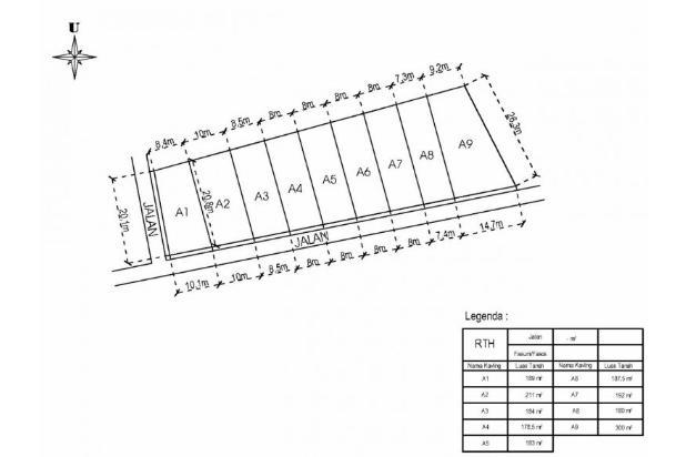 Invest Tanah 2km Exit Tol Klaten, Cicil 12x Tanpa Bunga 17793687