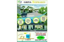 "Griya KOpkarin Permai | rumah murah Cicurug dekat kawasan Indolakto"""