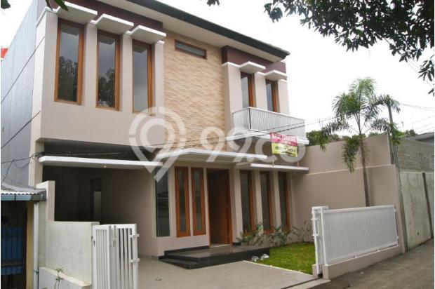 Rumah Baru 2 Lantai, SHM di SRENGSENG SAWAH, Jagakarsa 14371419