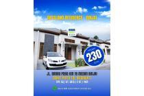 Rumah Cantik 230 Juta Dekat Pintu Tol Megawati Binjai Sumut