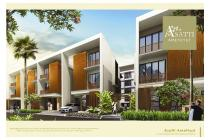 Asatti Garden House Type Amethyst Lokasi Strategis di BSD City