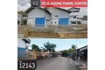 Gudang Jl. Agung Timur, Sunter, Jakarta Utara, 1742m, 2 Lt, SHM