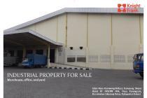 Industrial Property for sale at Jl. Karawang-Bekasi