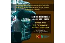 Tanah Kavling Kulon Progo Garansi Profit 30% SHM Pecah Unit