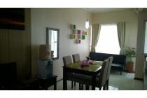Dijual Cepat Apartemen Sudirman Park 2BR 52m2 Full Furnish