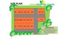 Kavling Murah Investasi di Cipanas, Green Montana Village 50jutaan/Kavling