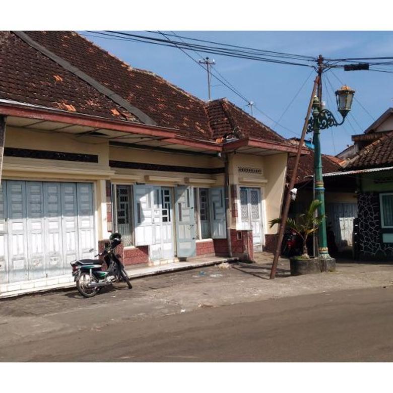 Rumah Unik Antik Kuno Murah di Kotagede