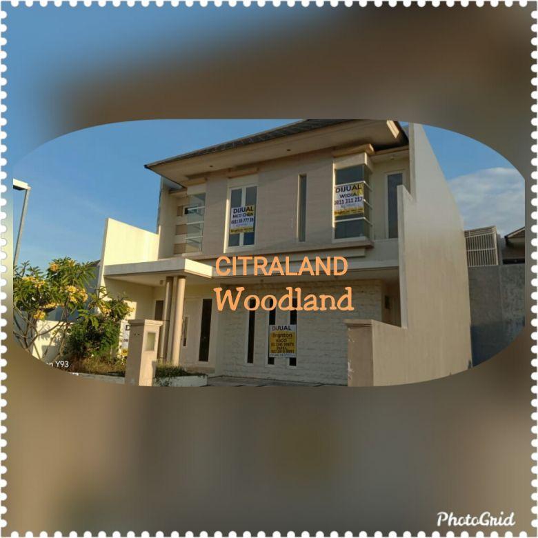 Rumah Cantik Woodland Citraland Murahnya bangetz