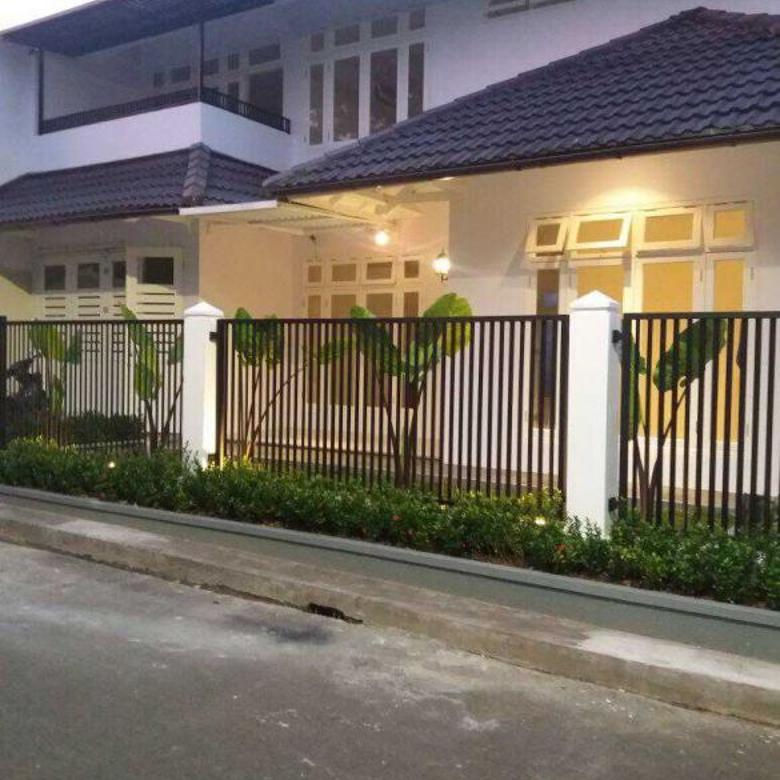 Dijual Rumah Baru Taman Bukit Kemang 3 BR (LT: 208 m2)
