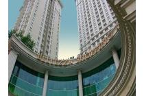 Disewakan cepat, 2BR 91m2 Belleza Apartment, Jakarta Selatan