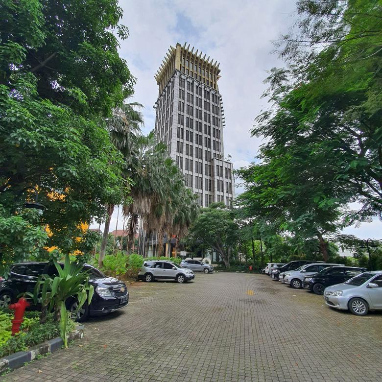 Kantor Semi-Furnish 50-300 m2 di Gedung CEO, Jakarta Selatan