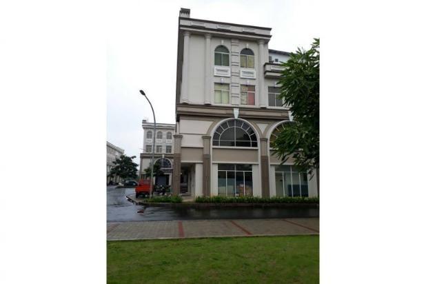 Dijual Ruko Hook Strategis di Green Lake Tangerang 12900345