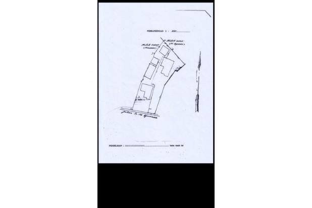 Rp490jt/thn Tanah Disewa